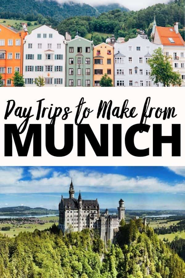 4 Popular Day Trips from Munich