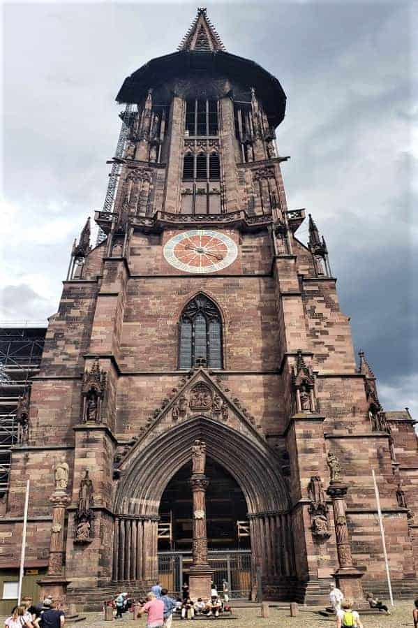 Freiburg Minster in Germany