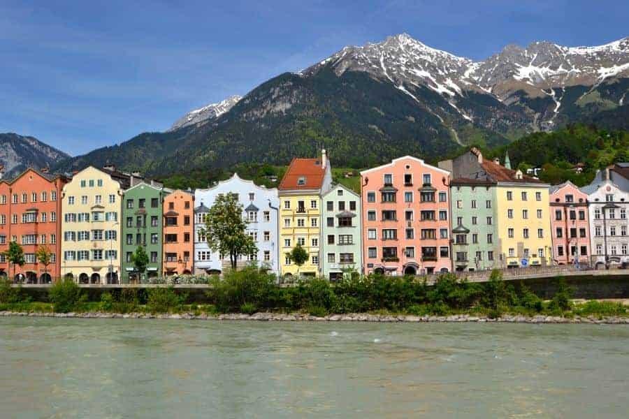 Innsbruck Day Trip from Munich