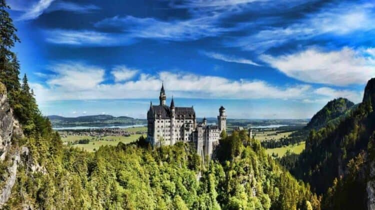 List of Day trips to Make from Munich