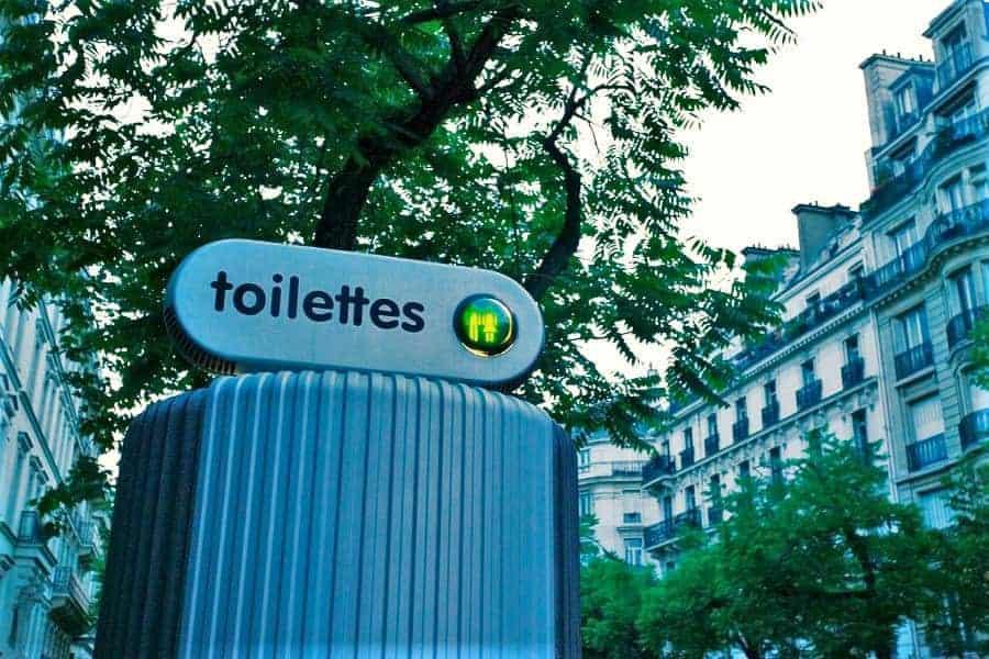 Paris Bathrooms