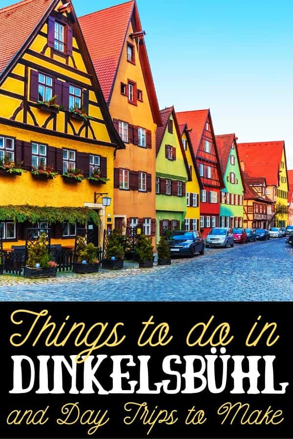 Things to do in Dinkelsbühl
