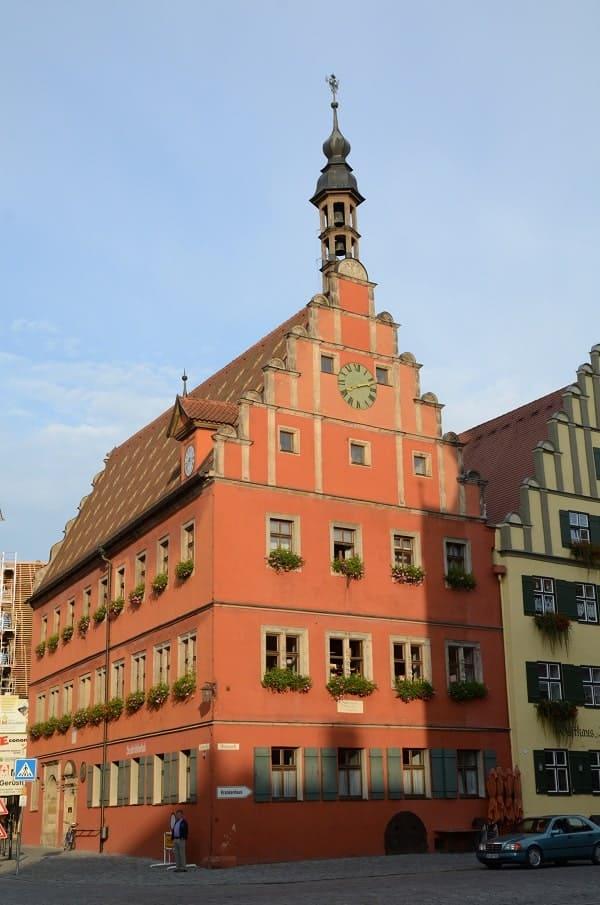 Gustav-Adolf-Haus in Dinkelsbuhl