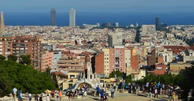 Barcelona 4 Day Itinerary of Sites to See