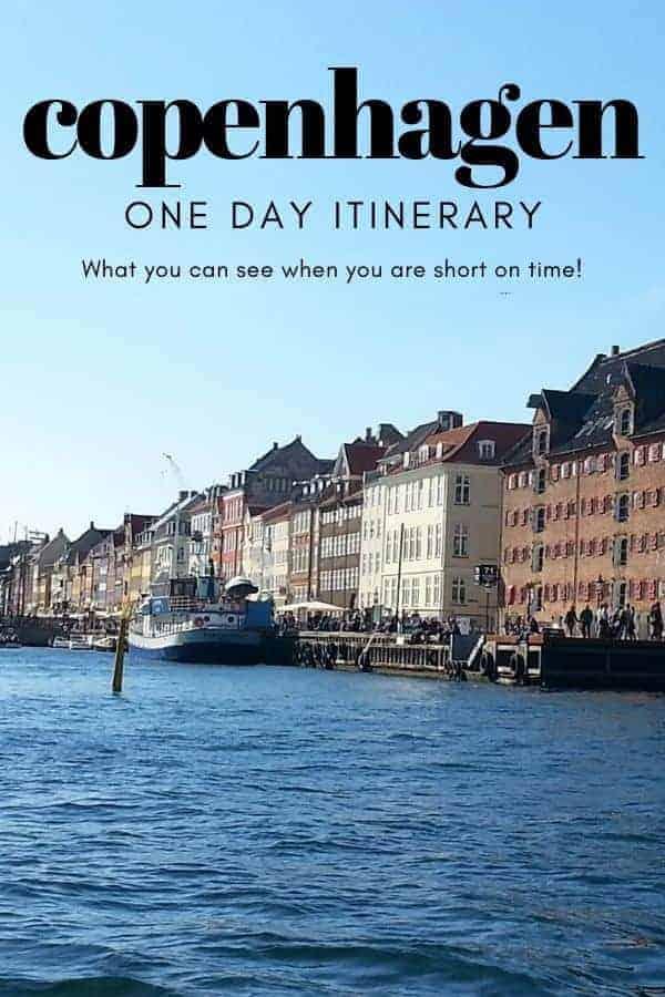 One day in Copenhangen