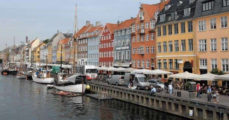 One day in Copenhagen Trip Itinerary