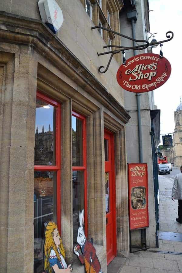Lewis Carroll's Alice Shop