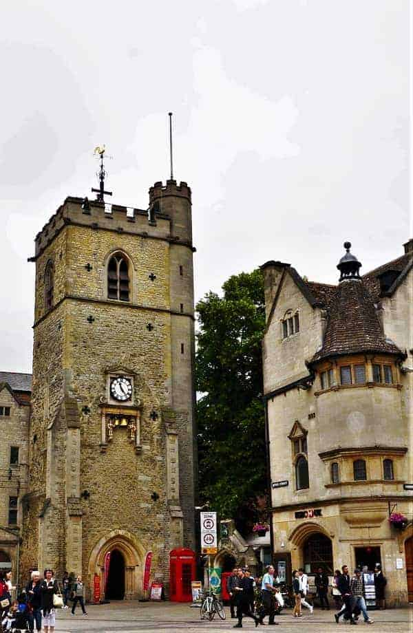 Carfax Tour Oxford
