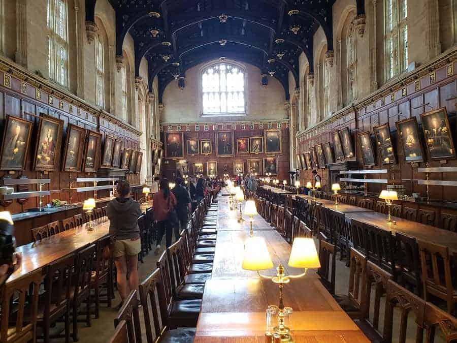 Oxford Christ Church Great Hall
