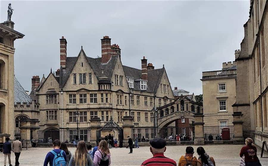 Hereford College in Oxford