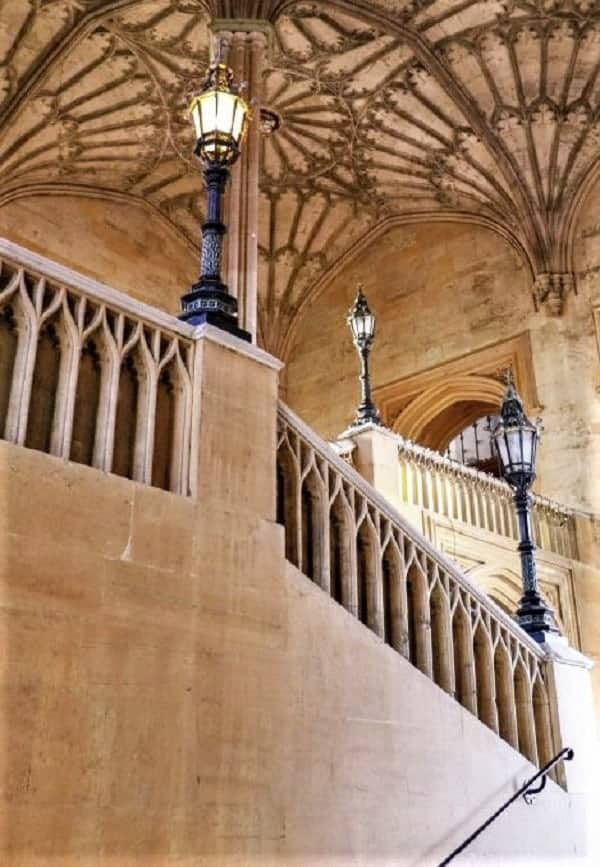 Christ Church Staircase to Great Hall