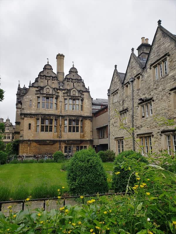 Oxford Trinity College