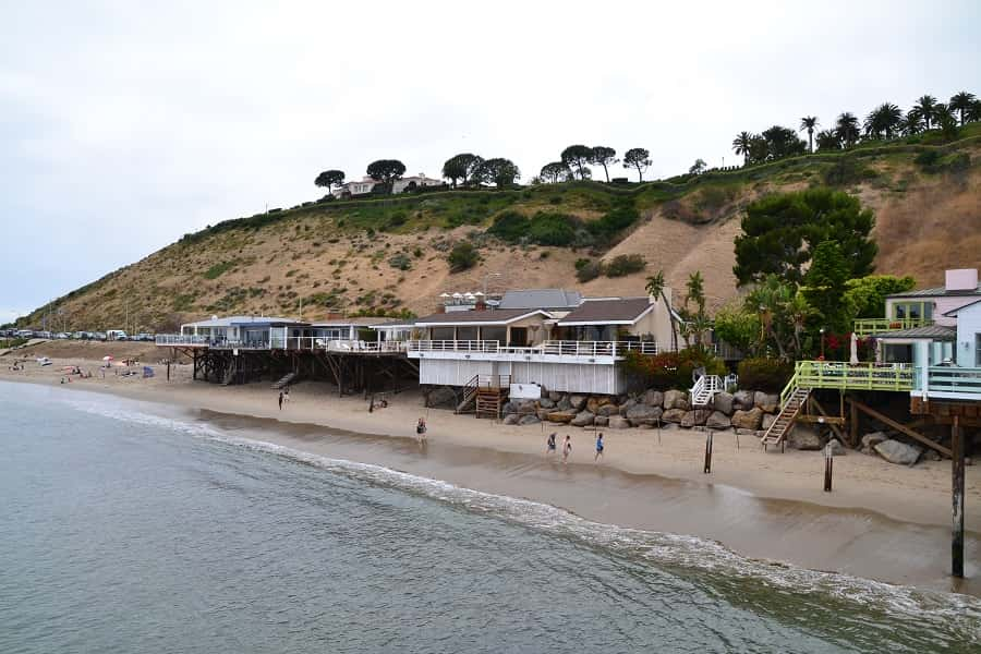 California Malibu Beach Houses