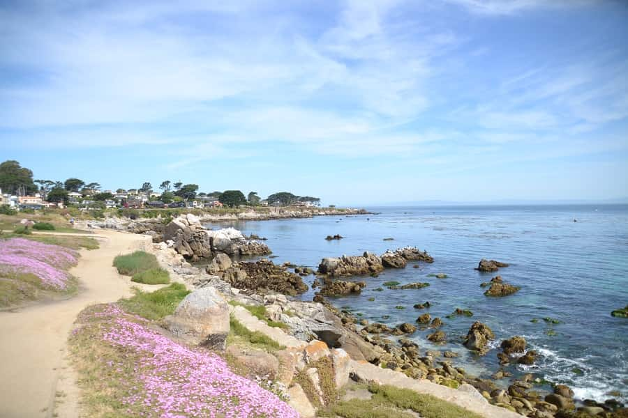 California Pacific Grove