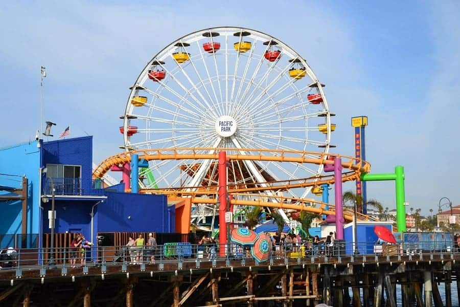Santa Monica Pacific Park