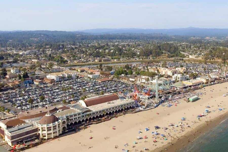 Santa Cruz California