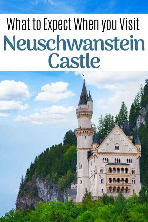 What to Expect When you Visit Neuschwanstein Castle