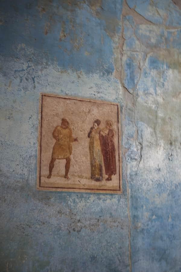 Pompeii Artwork