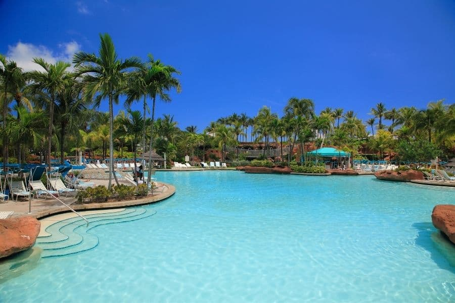 Atlantis Bahamas Pool