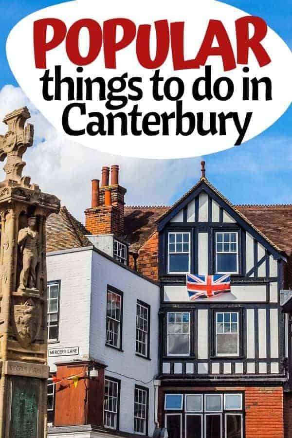 Popular Things to do in Canterbury UK