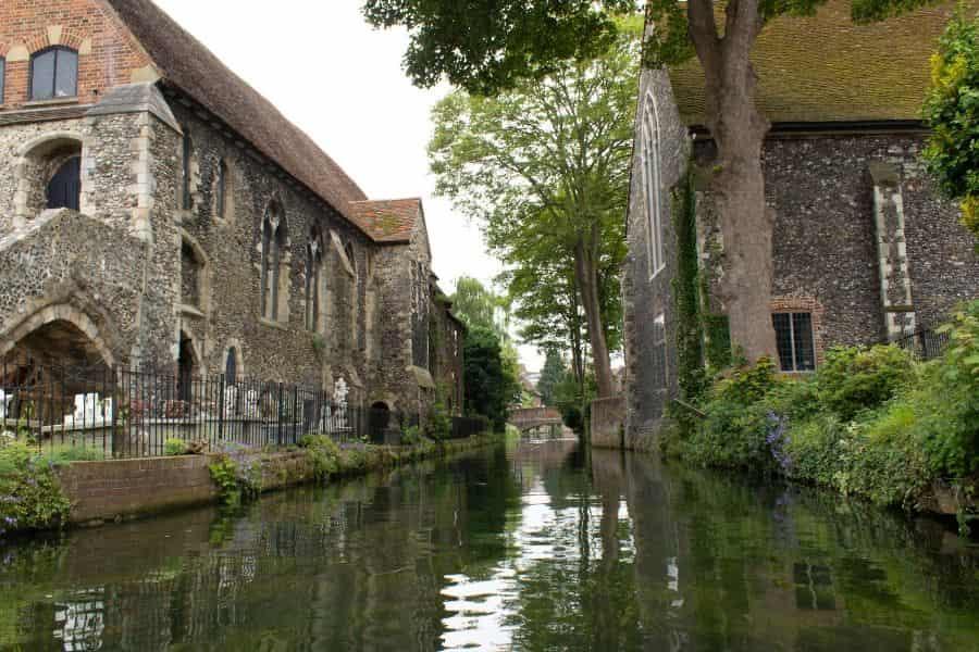 Canterbury Punting Tour