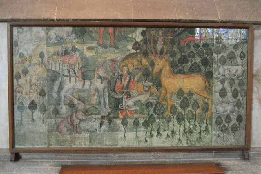 Medieval Painting in Canterbury Cathedral