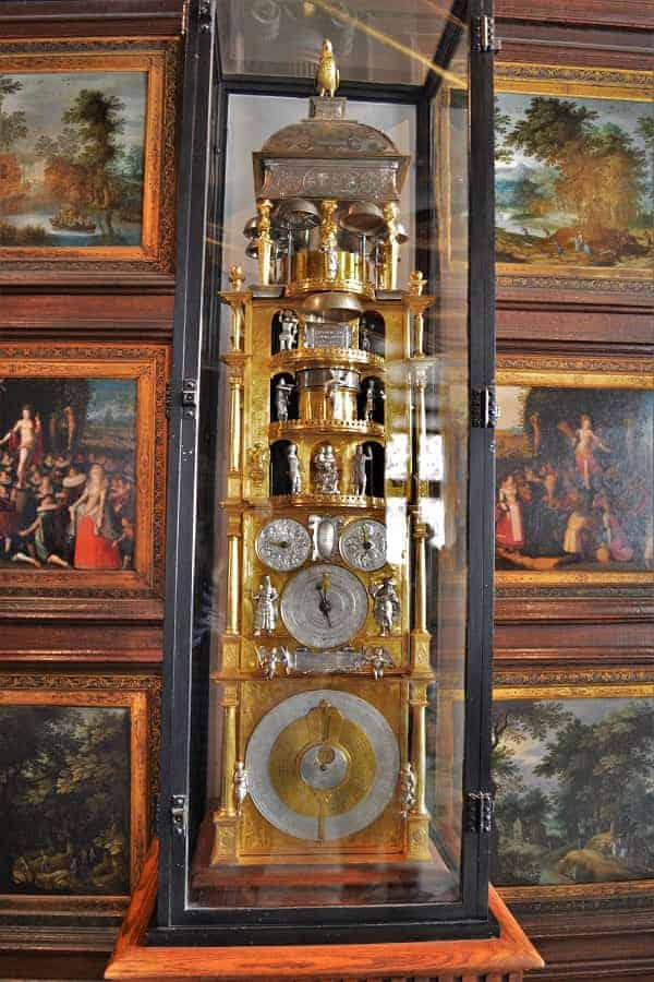 Astronomial Clock by Isaac Habrecht