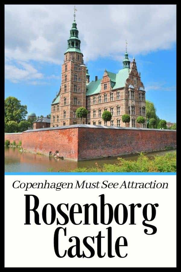 Rosenborg Castle: Copenhagen Must See Attraction