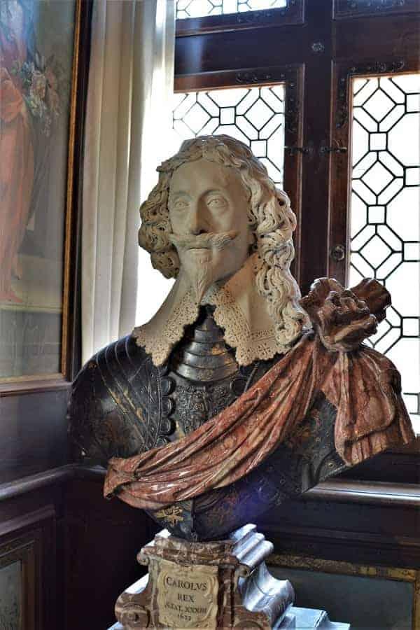 Statue in Rosenborg