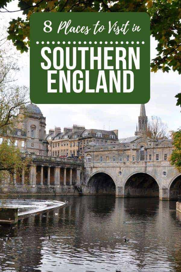 8 Places to Visit in South England
