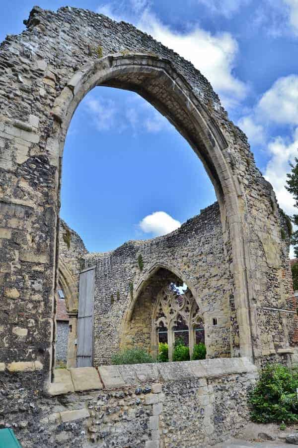 St. Augustine Abbey Ruins