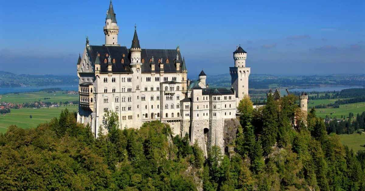 Visiting Neuschwanstein Castle