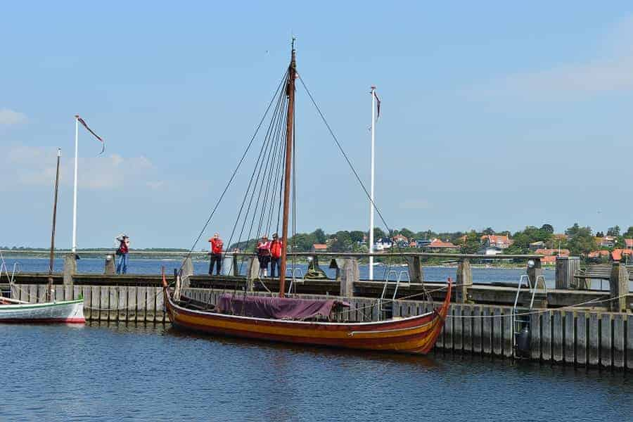 Boats at Roskilde