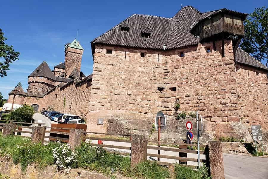 Haut-Kœnigsbourg Castle