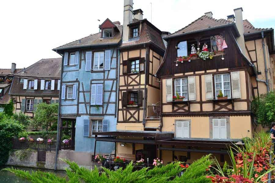 Beautiful Colmar Architecture