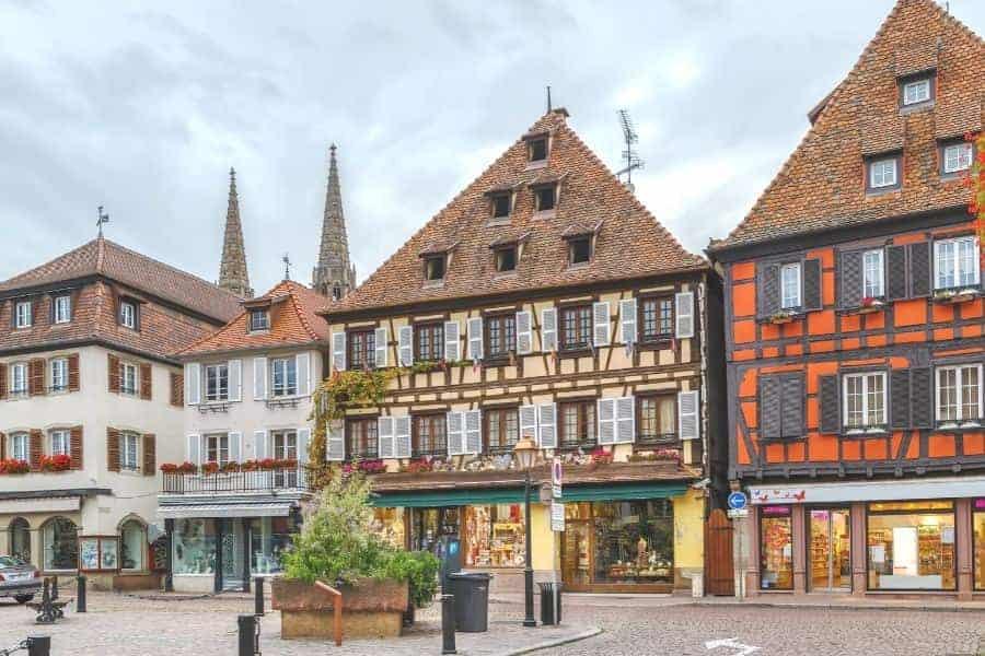 Day trip to Obernai France