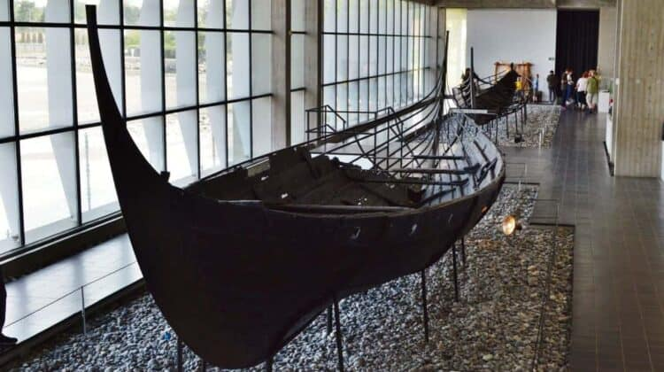 Viking Museum in Denmark