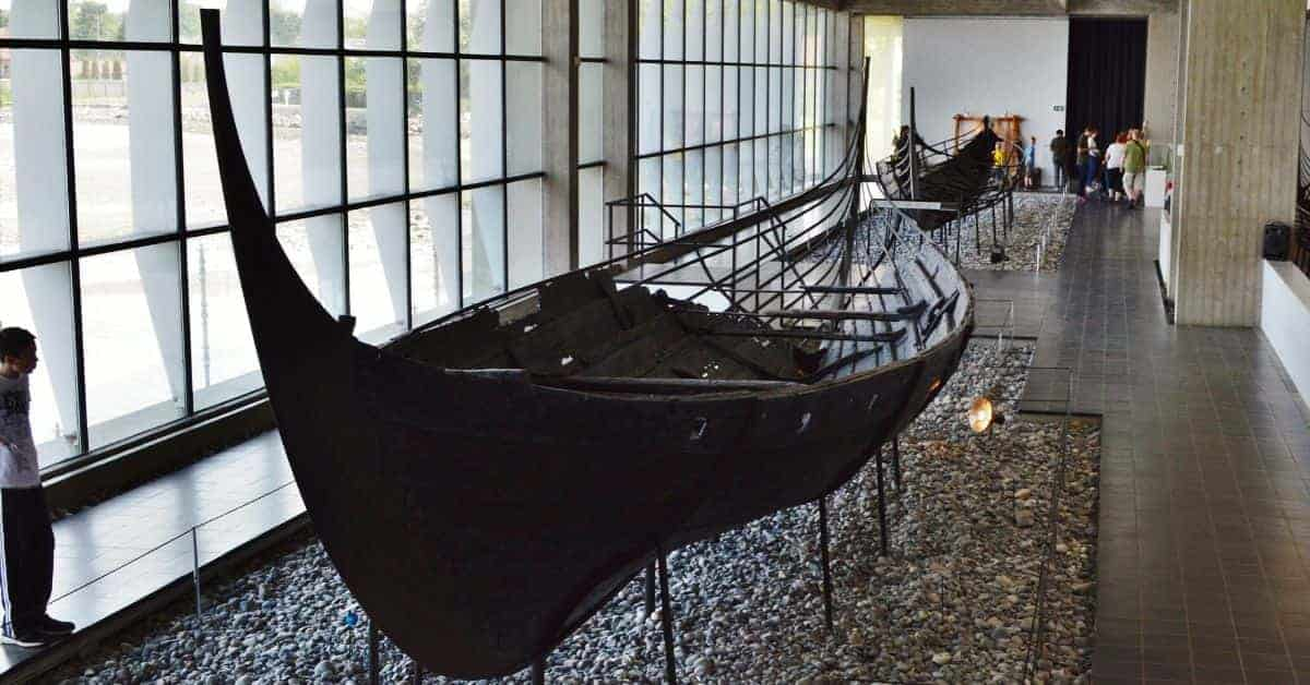 Viking Museum in Denmark