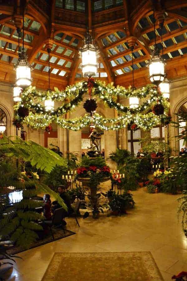 Biltmore Indoor Gardens