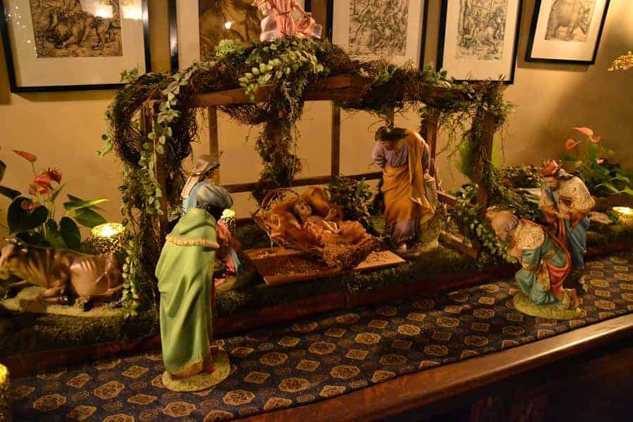 Biltmore Nativity