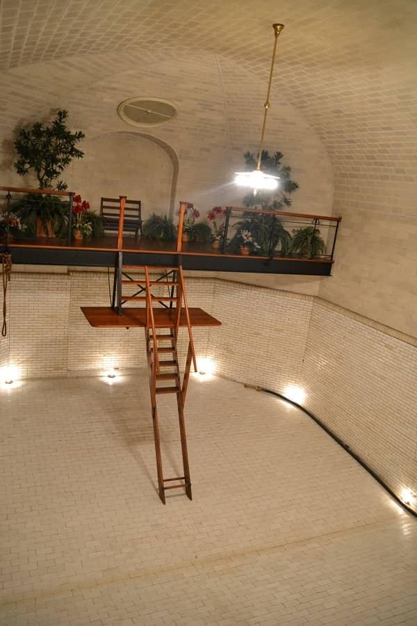 Biltmore Estate Pool