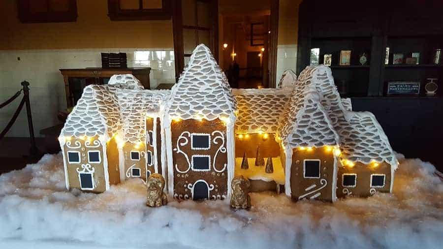 Gingerbread House at Biltmore