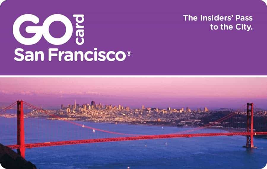 San Francisco Go City Card