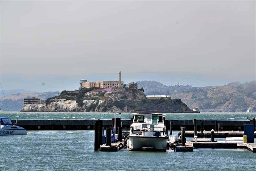 San Fran Wharf View