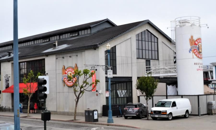 Boudin Bakery & Cafe in San Francisco Wharf