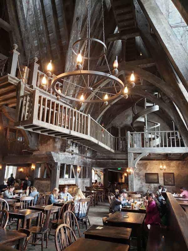 Three Broomsticks Restaurant