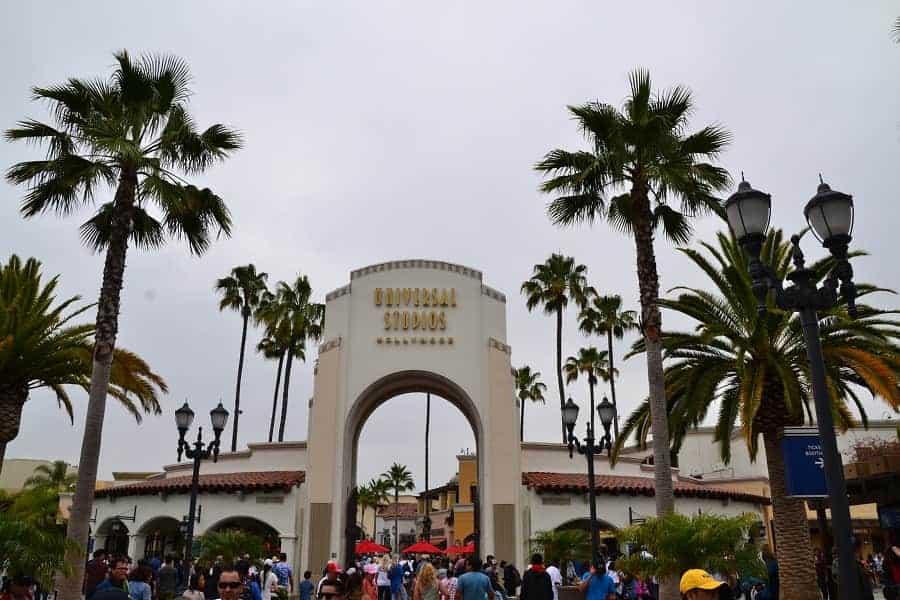 Universal Studios California Theme Park