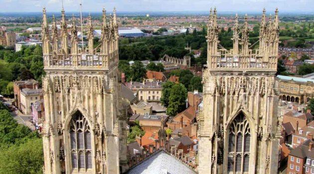 Spending the Weekend in York England