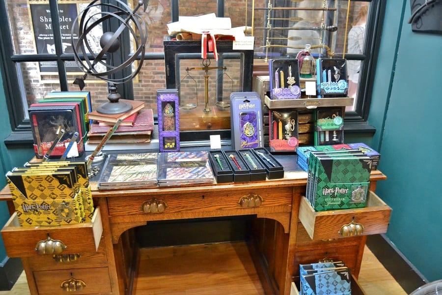 York Harry Potter Store