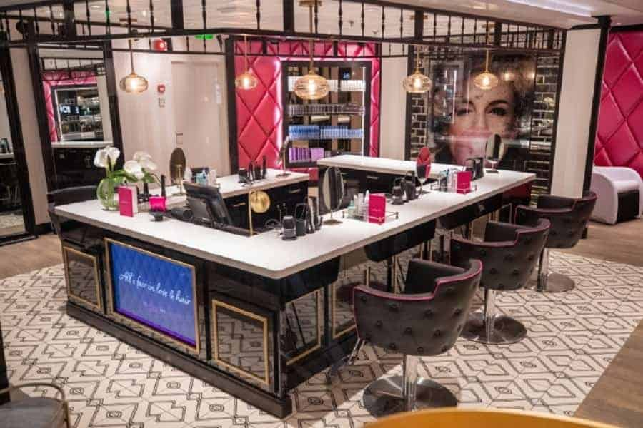 Dry Bar on Navigator of the Seas